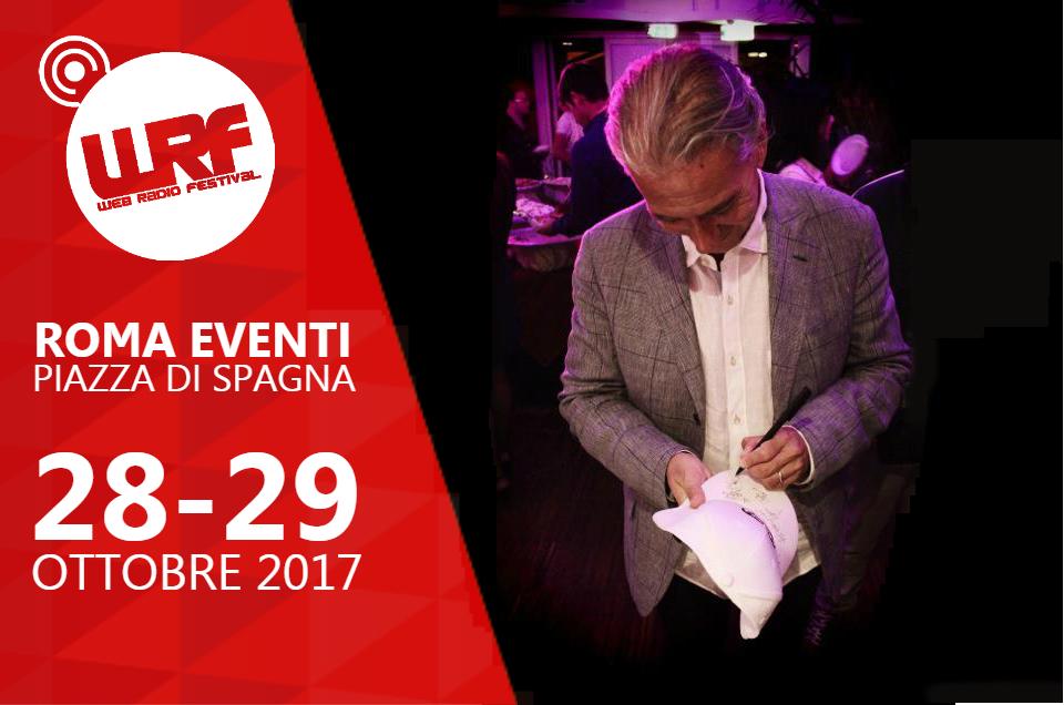 Mirko Lagonegro di Digitalmde al Web Radio Festival 2017
