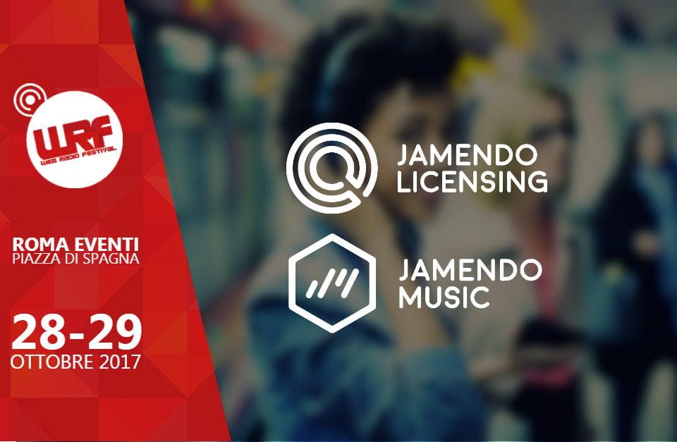 Jamendo Technical Partner del Web Radio Festival 2017