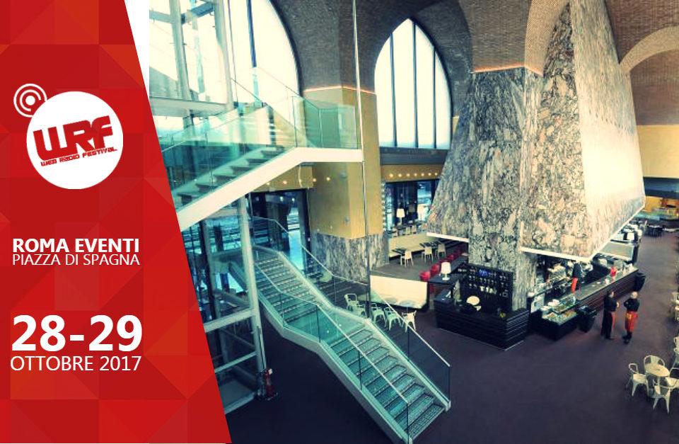 WRF17: il 20 ottobre la Conferenza stampa al Mercato Centrale Roma