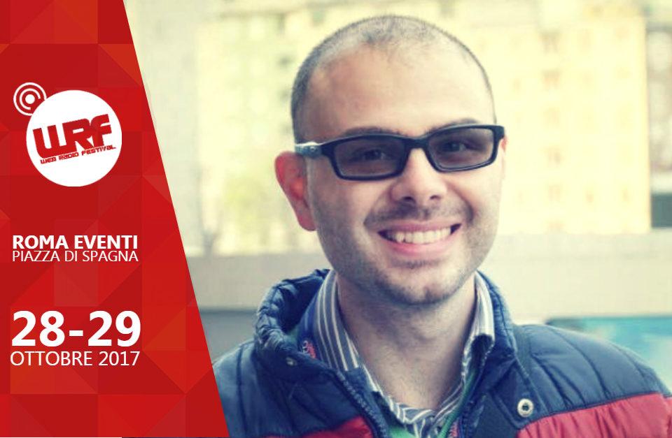 Michele Logrippo di RCS al Web Radio Festival