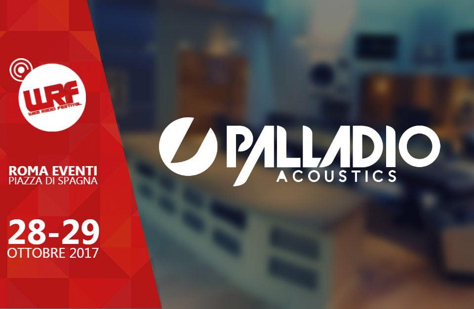 Palladio Acoustics: un banco mixer alla migliore Web Radio!
